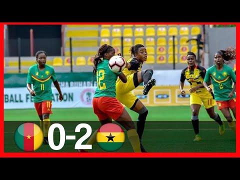 GHANA VS CAMEROON(2-0)-AISHA BURHARI CUP-GOALS&HIGHLIGHTS