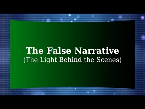 The False Narrative The Light Behind the Scenes Angels on Earth series PART 1