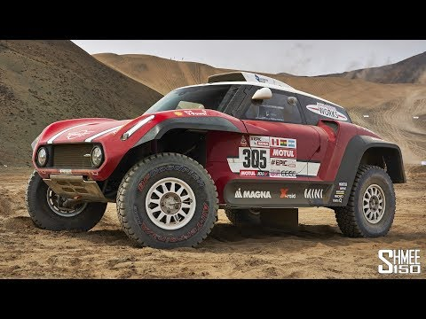 My First Trip to the CRAZY Dakar Rally! | EXPERIENCE