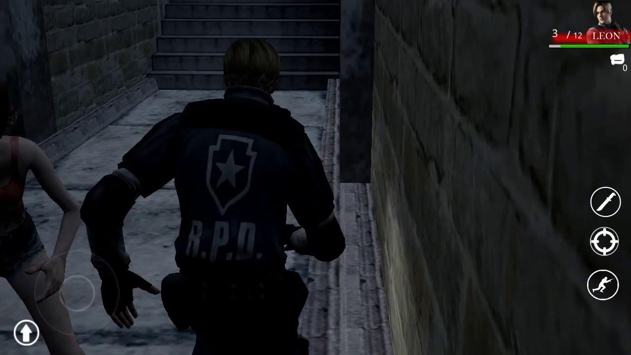 resident evil 2 apk obb