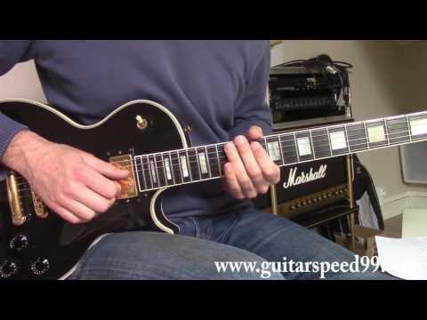 Cours de guitare - Deep River Jazz (Doc Watson)