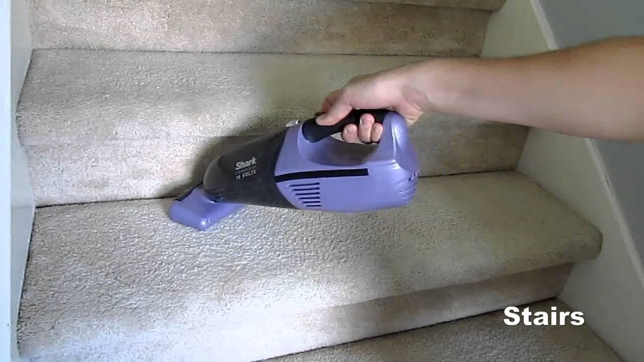 Shark Pet Perfect Ii Hand Vacuum Review Youtube