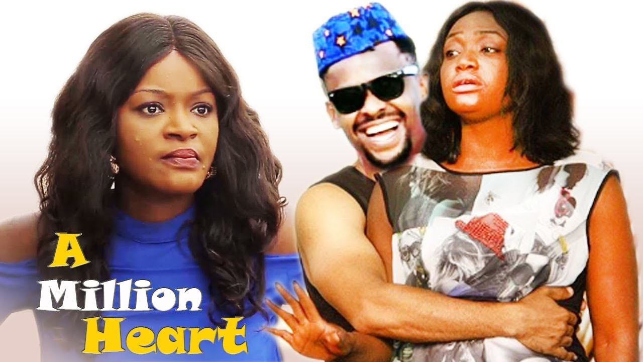 Download A Million Heart Part 1 - Chacha Ekeh & Lizzy Gold Latest Nollywood Movies.