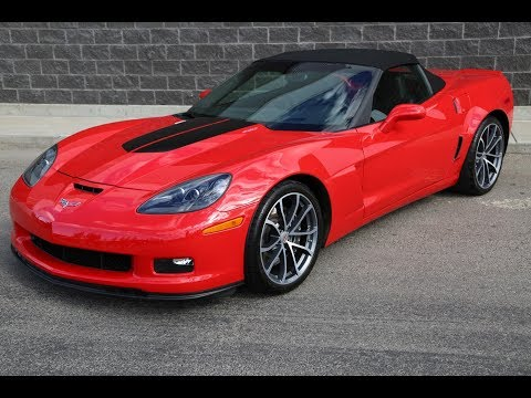 2013 Chevrolet Corvette 427 Convertible LS7 Z06 7.0L 3LT 505HP