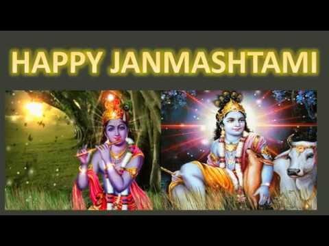 Must Watch Happy Krishna Janmashtami Wishes & Greetings Video, Whatsapp Message