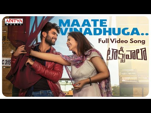 maate-vinadhuga-full-video-song-||-taxiwaala-movie-||-vijay-deverakonda,-priyanka-||-sid-sriram