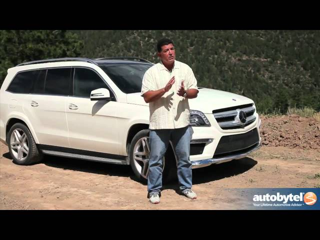 2013 Mercedes Benz GL450 Test Drive U0026 Luxury SUV Video Review