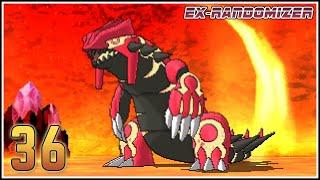 Pokémon Rubí Omega Ex Randomizer Capítulo 36 - DESTRUCCIÓN TOTAL / TE ODIO GROUDON !!!