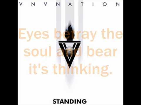 VNV Nation-Standing (Still) w. Onscreen Lyrics