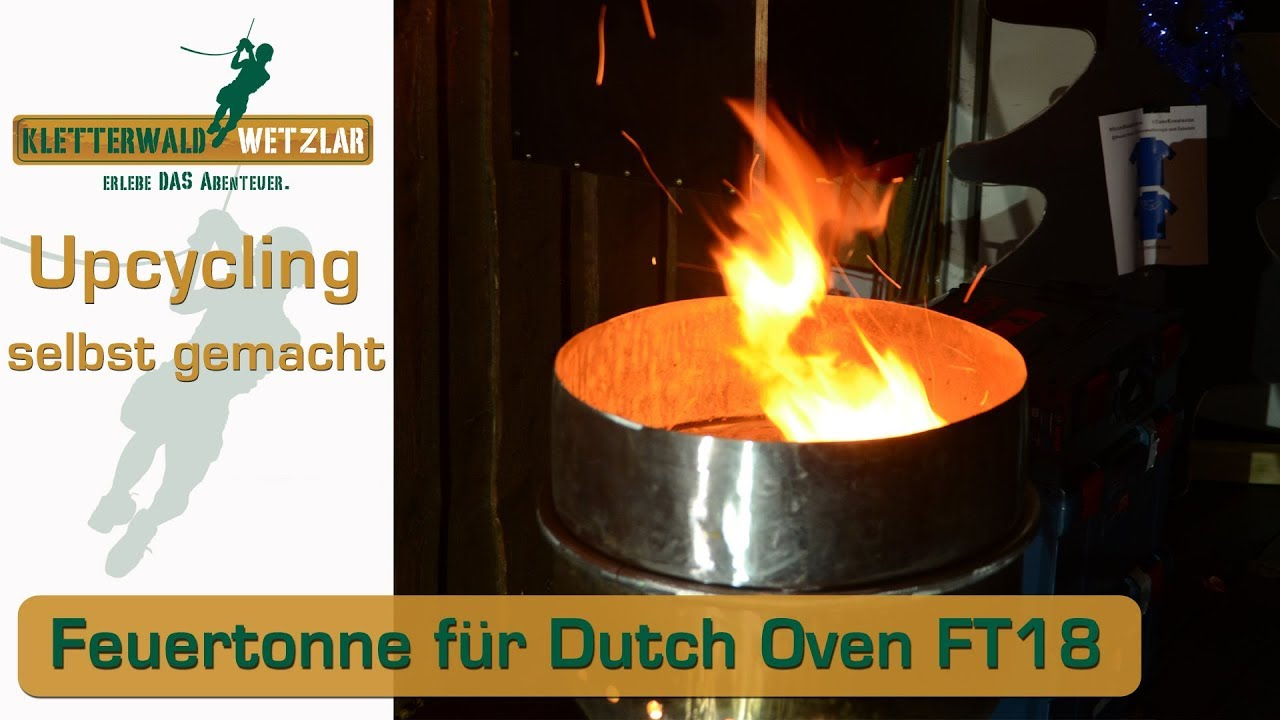 selbst gemacht feuerschale dutch oven kochen braten backen f r teamevents kletterwald wetzlar. Black Bedroom Furniture Sets. Home Design Ideas