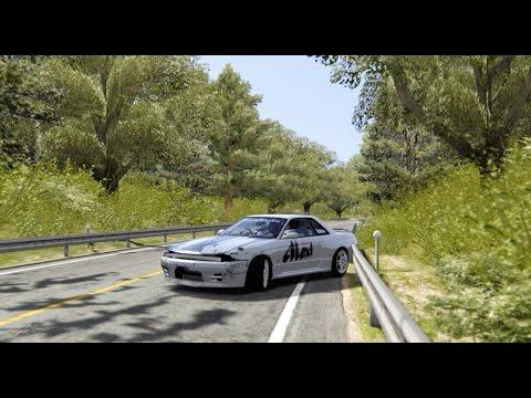 0a878ce25183 Assetto Corsa Akina Downhill Noriyaro R32 Drift Missile (wheel cam)