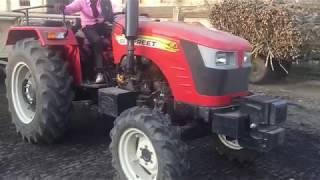 Preet tractor 955  4✖️4  प्रीत ट्रेक्टर का जवाब नहीं। tractor review
