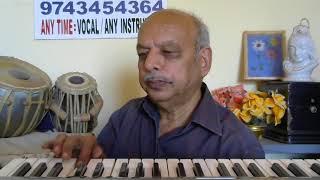 """Madhumasa Chandrama""""VIJAYA VAANI""""kannada FLUTE/KEYBOARD song by VISWANATHA LS"""