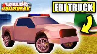 Jailbreak NEW FBI TRUCK (Ford F-150) SEASON 3 VEHICLE LEAKED | Audi R8 | Roblox Jailbreak New Update