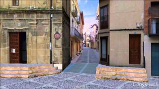 Paseo virtual por las calles de Santo Domingo de la Calzada