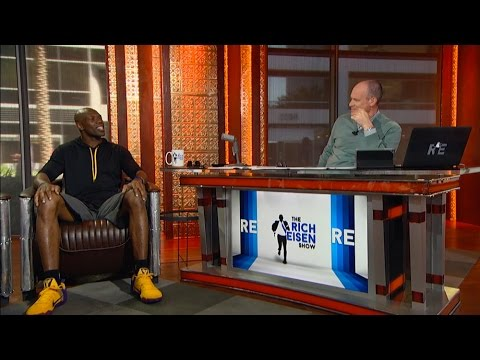 Former NFL Player Terrell Owens Joins The RE Show in Studio - 4/18/16
