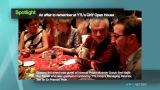 An affair to remember at YTL's CNY Open House