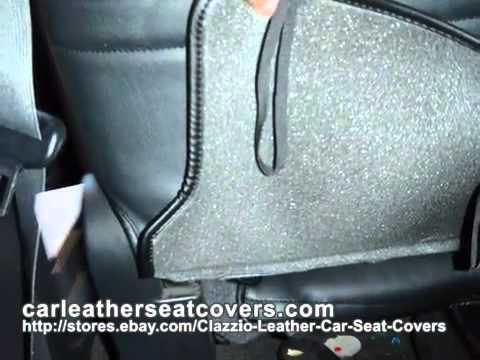 Clazzio Car Seat Cover Installation For Nissan Versa Hatchback (u002707 Model ~  )