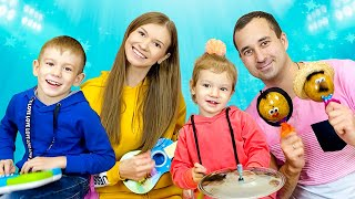 The More We Get Together | Nursery Rhymes & Kids Songs by Tim and Essy