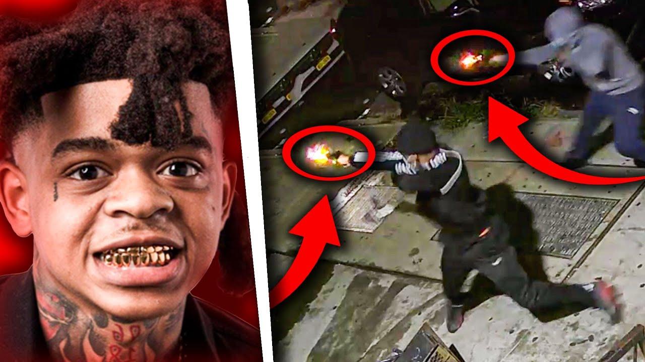 Tory Lanez Checks On SpotemGottem After Violent Drive-By ...