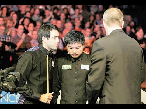 Snooker Masters [2007]-O'Sullivan v Ding {The Final} [HD]