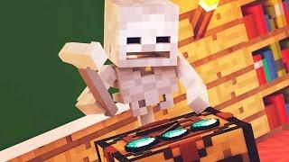Monster School - CRAFTING! (Minecraft Roleplay) #4