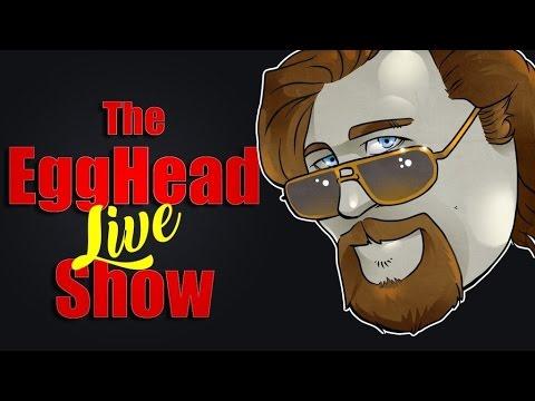 THE EGGHEAD LIVE SHOW (22) INVITATION TO MARIO
