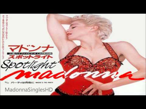 Madonna - Spotlight (Single Version)
