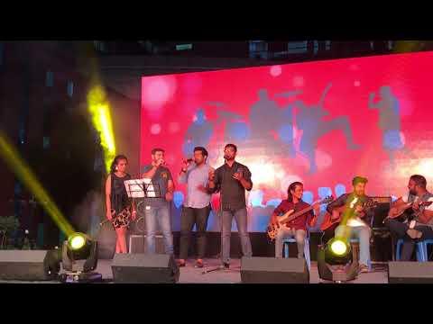 Marathahalli Bridge - Medley Live at Family Day (Deloitte Bangalore)