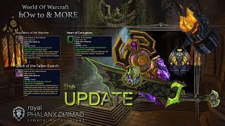 Paladin Hidden Artifact Weapon Appearances and Effects-Holy, Protection and Retribution-the UPDATE