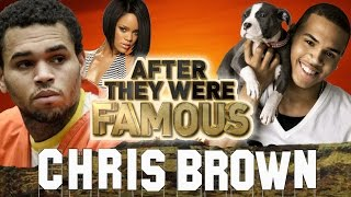 CHRIS BROWN | AFTER They Were Famous | RIHANNA & CHRIS