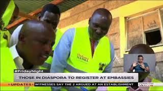 Registration of Huduma Namba extended to Kenyans in diaspora