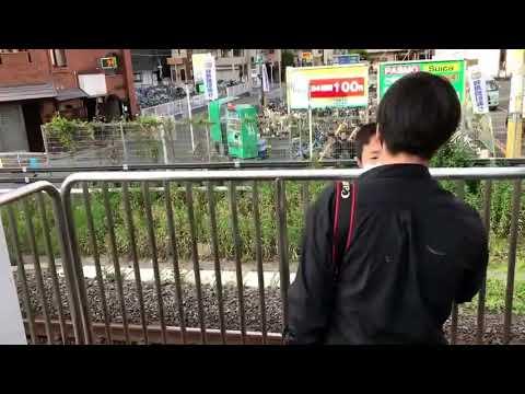 撮り鉄同士が西川口駅で喧嘩。中学生男子が頭蓋骨骨折の重傷