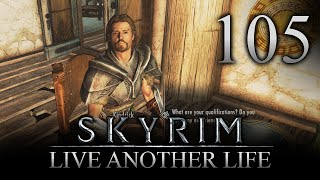 HELGEN RECRUITMENT! - Skyrim: Live Another Life Let's Play 105 (PC 60 FPS) (Mods)