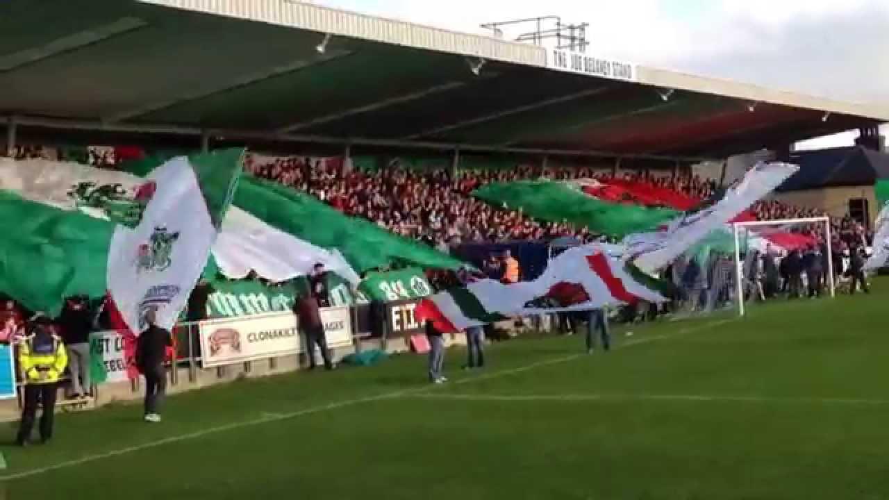 Cork City FC Vs Dundalk FC (1-2)- 24/4/15 - YouTube | 1280 x 720 jpeg 68kB