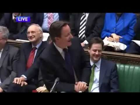 Conservative PM David Cameron - NO referendum on EU membership March 2011