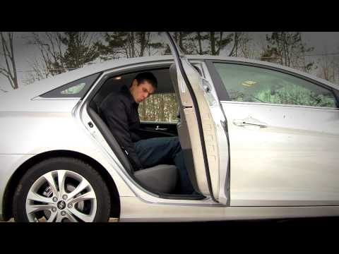 Hyundai Sonata 2011 Drive & Review (HD)
