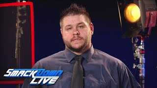 Kevin Owens issues a statement about his attack on Mr. McMahon: SmackDown LIVE, Sept. 19, 2017 thumbnail