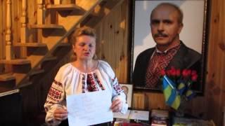 Дружина Героя Небесної Сотні про обшуки у свободівців