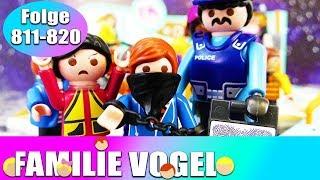 Playmobil Filme Familie Vogel: Folge 811-820   Kinderserie   Videosammlung Compilation Deutsch