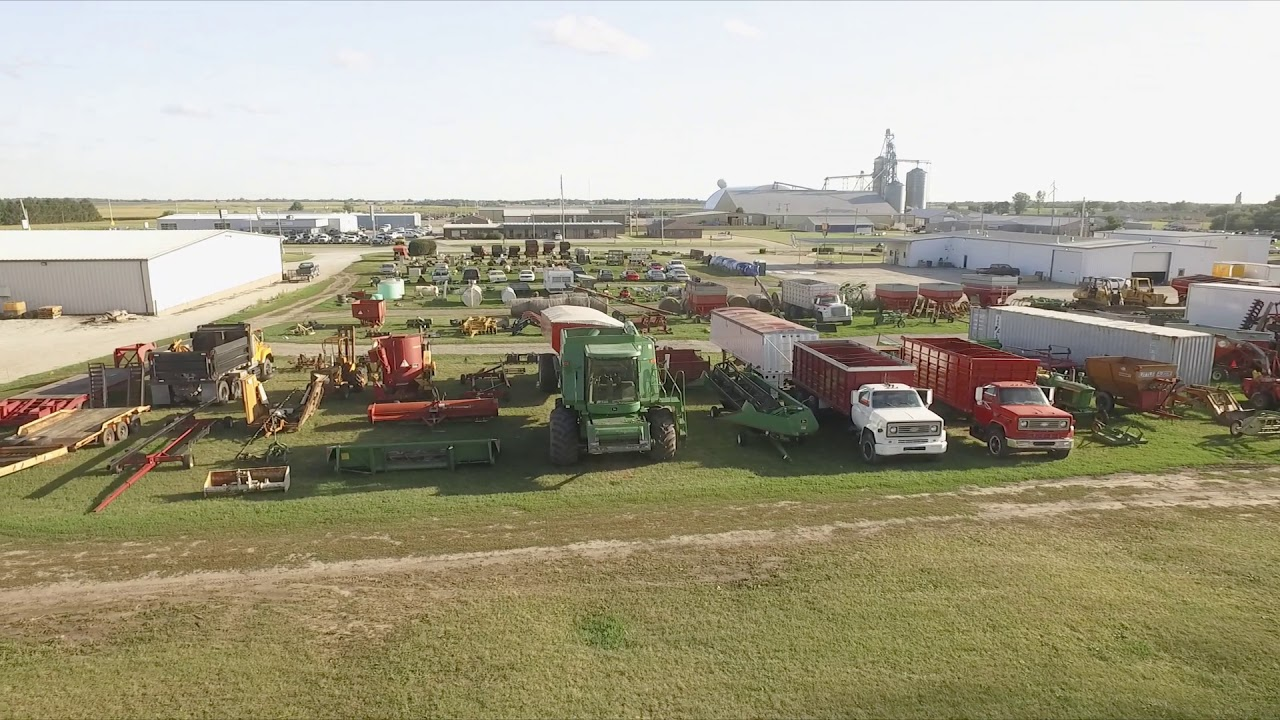 Saturday, August 31st 2019 – Farm Machinery & Outdoor