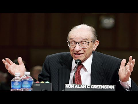 REMEMBER WHEN - 2008 Financial Crisis - Subprime Mortgages - Allen Greenspan Testimony (Day 1)