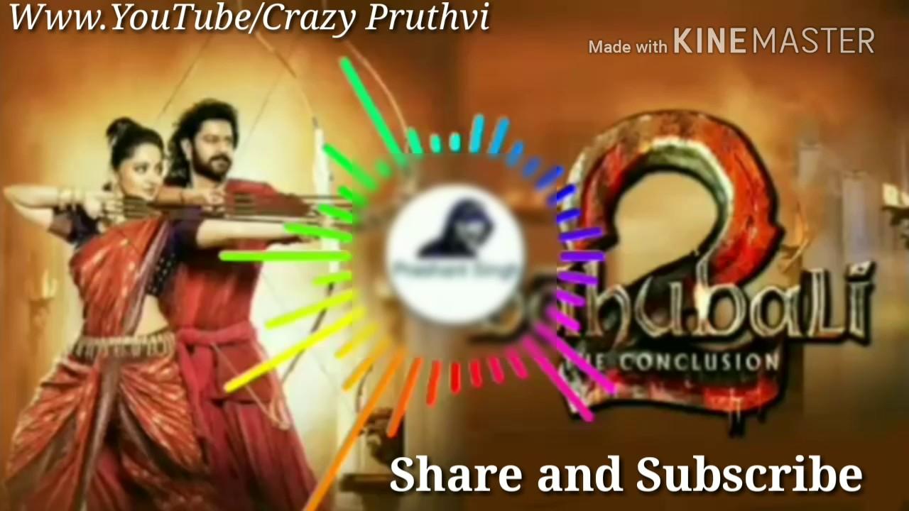 Bahubali 2 - All Song Mashup DJ Mix (Hindi)