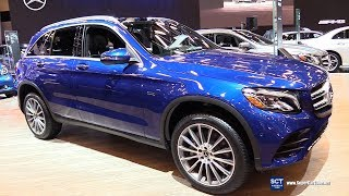 2019 Mercedes Benz GLC 350e 4Matic SUV - Exterior and Interior Walkaround - 2019 Montreal Auto Show
