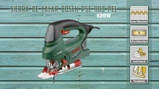 Unpacking BOSCH PST 900 PEL. En español