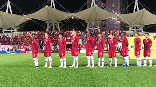 Download Video National Anthem - Hong Kong  香港  Vs Thailand  泰國 - Football Friendly MP3 3GP MP4