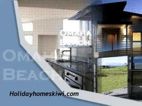 Holiday homes and vacation rentals in the New Zealand