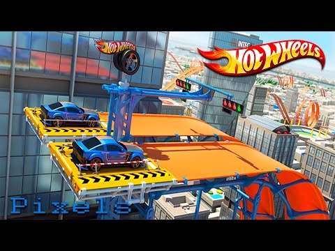 Hot Wheels: Race Off - All Cars Unlocked