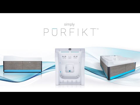 Simply Purfikt™ | Coast Spas Infinity Edge Hot Tub