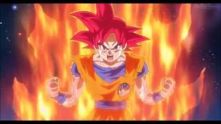 Dragon Ball Super Original Soundtrack - 30. The Birth of a God
